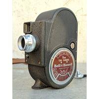 Плёночная кинокамера. Винтаж. Сделано в США. Дизайн, декор, интерьер, коллекционирование, обмен.