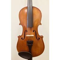 Старинная скрипка 3/4 без этикетки