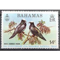 Почтовая марка 1974 The 15th Anniversary of Bahamas National Trust - Багамы