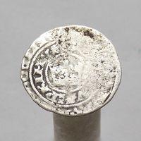 Пражский грош Карл I 1346-1378 (Поздний вес - 2.8 гр.)