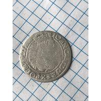6 грошей 1663