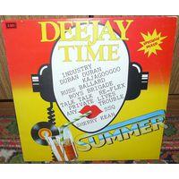 "Сборник - ""Deejay Time Summer"" (1984, EMI, Италия) / Duran Duran, Kajagoogoo, Russ Ballard, Talk Talk"