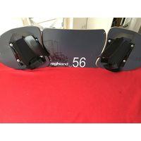Стритборд снейкборд скейтборд Cartel Highland 56