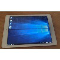 Планшет 9,7 на Windows 10, качественный дисплей, процессор