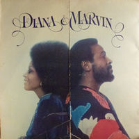Diana Ross & Marvin Gaye, Diana & Marvin, LP 1973