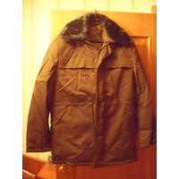 Куртка утепленная демисезонная ВС РБ новая размер 50 рост 5