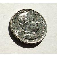 Монако 1/2 франка, 1979 5-1-54