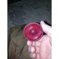 Очень старая советская чернильница карболит бакелит