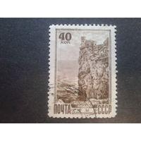 СССР 1949 Крым, Ласточкино гнездо