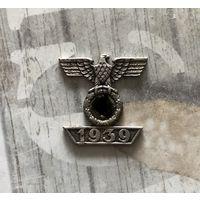 Шпанга за повторное награждение железным крестом, Германия третий рейх