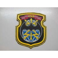 Шеврон 153 отдельная радиотехническая бригада Беларусь