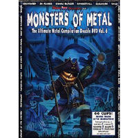 Various – Monsters Of Metal (The Ultimate Metal Compilation Vol. 6) (2DVD)
