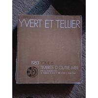 Французский Каталог марок 1983г. том6