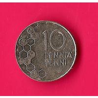 31-36 Финляндия, 10 пенни 1990 г.