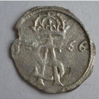 Двойной динарий 1566