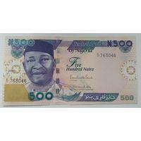 Нигерия 200 найра 2010 года UNC