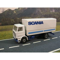 Модель грузового автомобиля SCANIA (3). Масштаб HO-1:87.