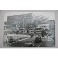 Фото, Варшава, Дом партии; 1964, подписана.
