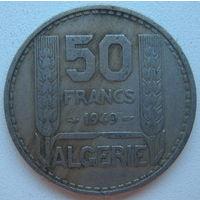 Алжир 50 франков 1949 г. (gl)