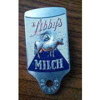 """Libbys Milch"" вермахт."