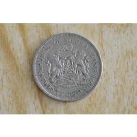 Сьерра-Леоне 20 центов 1978  Нечастая