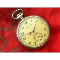 Часы МОЛНИЯ ПАРУСНИК ( КАРАВЕЛЛА) со ЗНАКОМ КАЧЕСТВА СССР, МЕЛЬХИОР