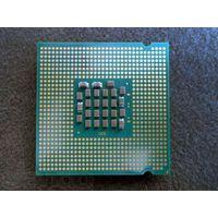 Процессор D 346 SL8HD Intel soket 775 256K 533MHz 3.06 GHz