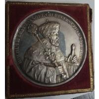 Пруссия Медаль Иоахим II курфюрст Бранденбурга. Серебро. Отличное состояние. Редкая.