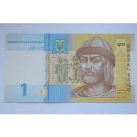 Украина, 1 гривна 2014 год, UNC