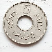 Палестина 5 милей, 1935 4-1-43