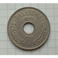 Палестина  10 милс 1935г