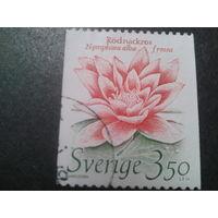 Швеция 1985 цветы