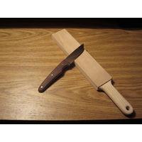 Досточка для правки ножей