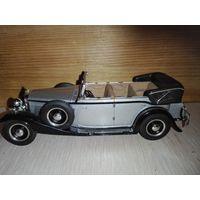 Maybach V12 DS8 (1930).IXO.1/43.