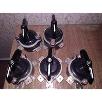 Пакетные выключатели ПВ2-100. 5шт