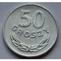 Польша, 50 грошей 1984 г.