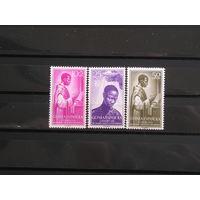Исп. Гвинея 1955 Апостольский протекторат (4)