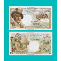 [КОПИЯ] Реюньон 50 франков 1947 г.