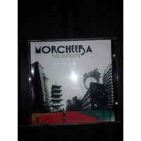 Morcheeba.  THE ANTIDOTE.  CD ДИСК. С 1 РУБЛЯ. БЕЗ МЦ!