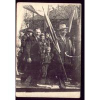 Фото Бобруйск На демонстрации (конец 50-х)