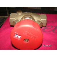 Балансировочный вентиль ГЕРЦ, ШТРЕМАКС-GM3. 32 x 32, для регулирования  расхода воды.