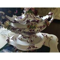 Итальянская ваза Каподемонте