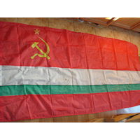 Флаг Таджикской ССР (184 х 88)