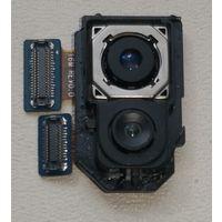 Блок камер Samsung A40, основная камера не фокусируется.