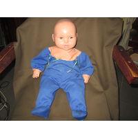Кукла из СССР(большая)подвижные глаза