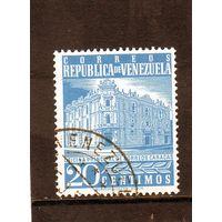 Венесуэла.Ми-1200.Главный почтовый офис.Каракас.1958.