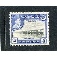 Западный Пакистан. Княжество Бахавалпур. Мост