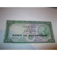 Мозамбик 100 эскудо