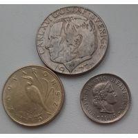 ЕВРОПА: 4 монеты_Отличные_Много лотов в продаже