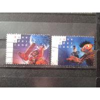 Нидерланды 1996 Детская передача на телевидении Полная серия
